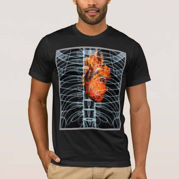 Heart Burn T-Shirt