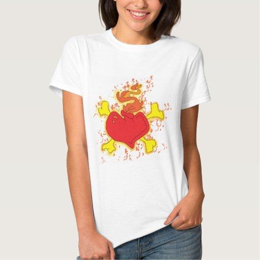Heart Burn Tee