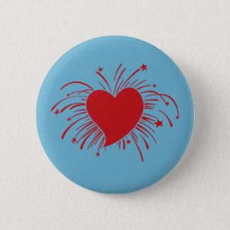 Heart Burst Button