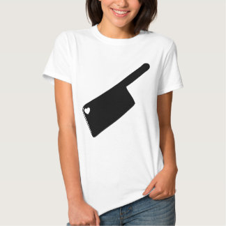 Heart Butcher Knife Shirts