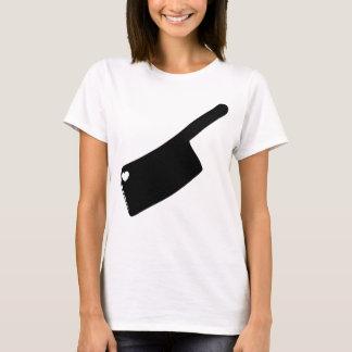 Heart Butcher Knife T-Shirt
