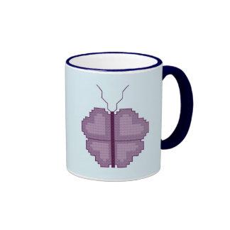 Heart Butterfly Mug