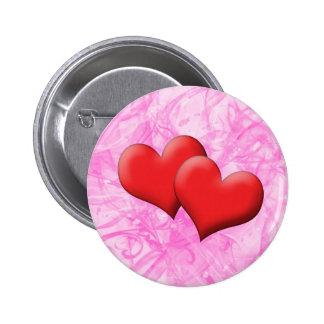 Heart Pinback Button