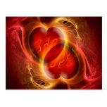 Heart By Heart Postcard