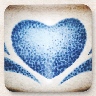 Heart by Shirley Taylor Drink Coaster