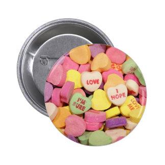 Heart Candy Button
