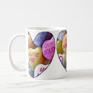 HEART CANDY IMAGES ON ITEMS COFFEE MUG