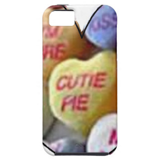 HEART CANDY IMAGES ON ITEMS iPhone SE/5/5s CASE
