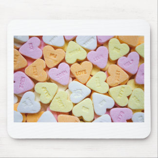 Heart Candy Mouse Pad