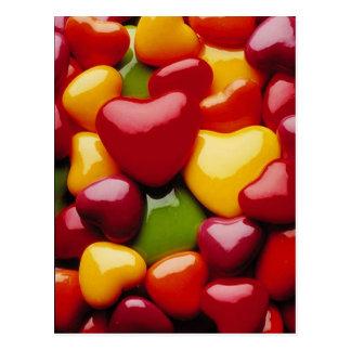 Heart Candy Postcard