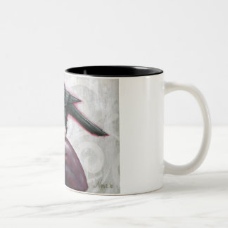 Heart cannibal coffee mug