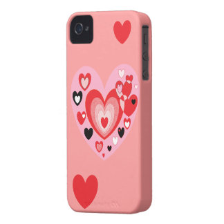 Heart Case-Mate iPhone 4 Cases