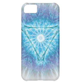 heart chakra (ajna अजन) case for iPhone 5C