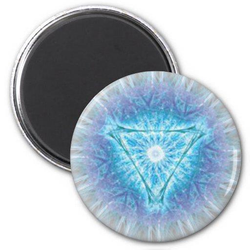 heart chakra (ajna अजन) magnet