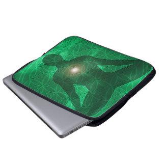 Heart Chakra Anahata Computer Sleeve
