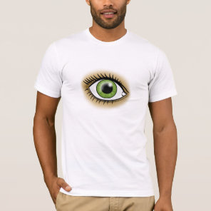 Heart Chakra Green Eye T-Shirt
