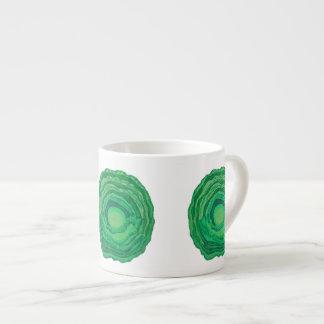 Heart Chakra Healing Art - #2 Espresso Cup