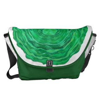 Heart Chakra Healing Art - 3 Courier Bag