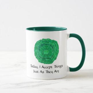 Heart Chakra Healing Art - #3 - Relationships Mug