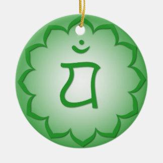 Heart Chakra II Ornament