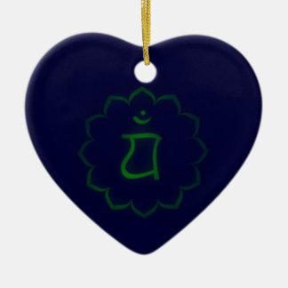 Heart Chakra Ornament