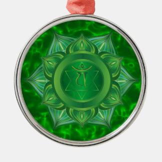 Heart Chakra Ornaments