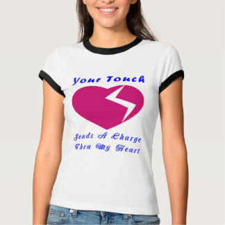 Heart Charge T-shirt