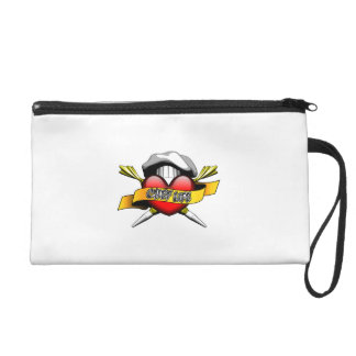 Heart Chef Life: Pastry Chef Wristlet