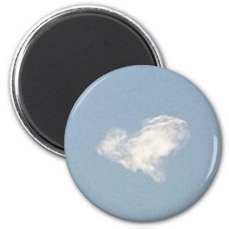 Heart Cloud Magnet
