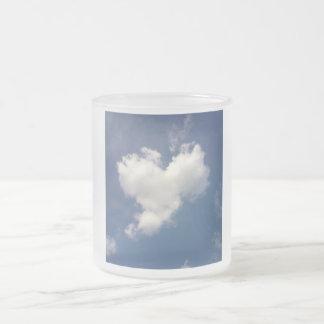 Heart Cloud Mug