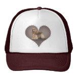 Heart Cocker Spaniel Hats