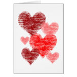 Heart Collage Cards