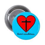 heart condition button
