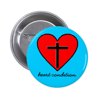 heart condition button