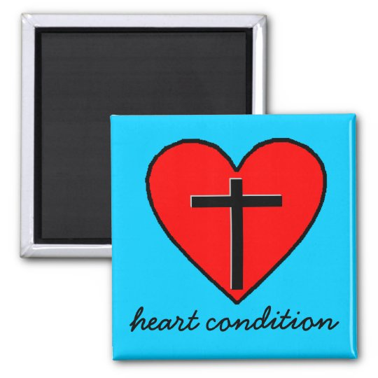 heart condition magnet