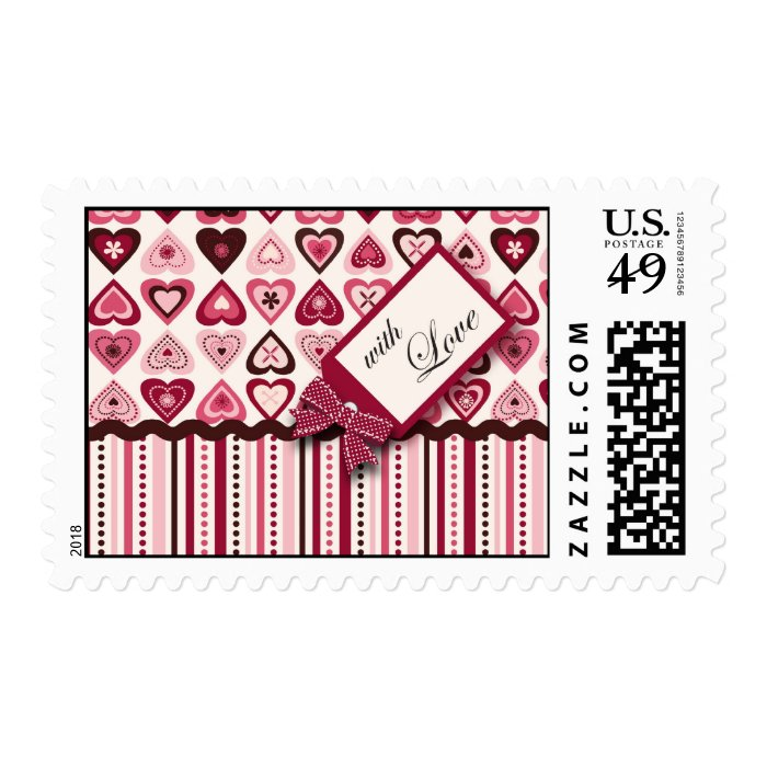 Heart Confections Stamp