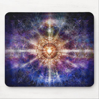 Heart Constellation 2 Mouse Pad