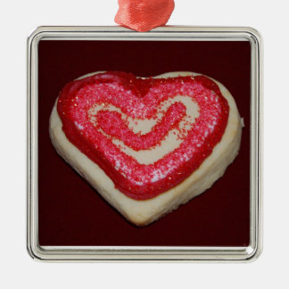 Heart Cookie Ornament