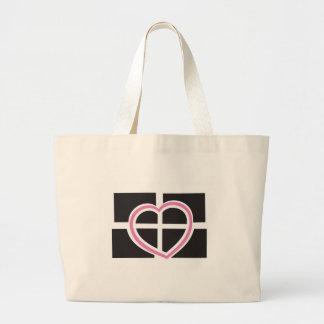 Heart Cornwall Bag