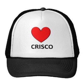 """""""Heart"""" Crisco Trucker Hat"""