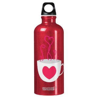 Heart Cup of Love Water Bottle