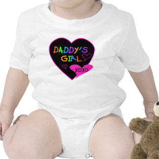 Heart Daddy's Girl T Shirts and Gifts