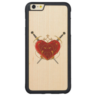 Heart & Daggers iPhone 6 Case