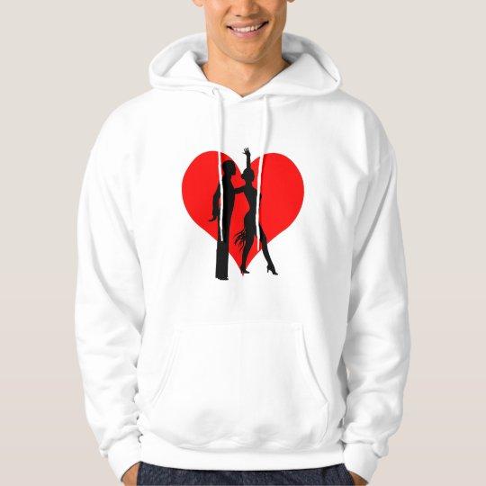 Heart dancers hoodie