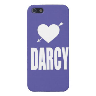 Heart Darcy iphone case