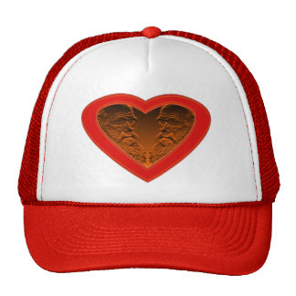 Heart Darwin Hat
