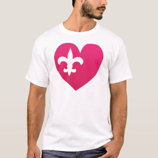 Heart de Lis T-Shirt