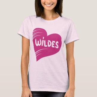 heart dear love heart wildly T-Shirt