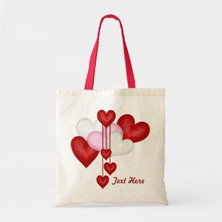 Heart Decor - Customize Tote Bags