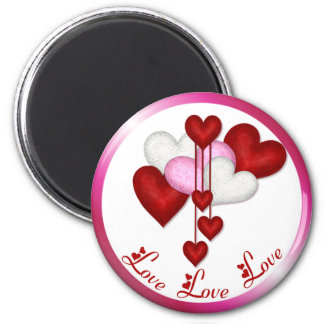 Heart Decor Magnet